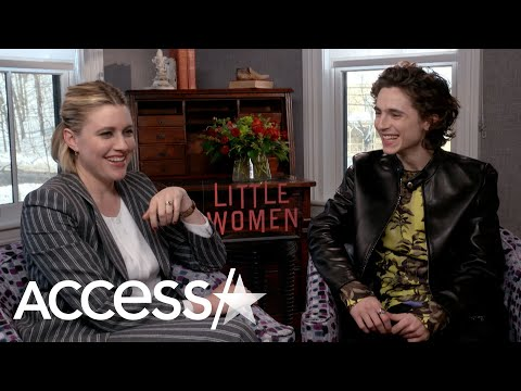 Greta Gerwig Praises Timothée Chalamet For Bringing the 'TC Touch' To 'Little Women': 'He's Amazing!