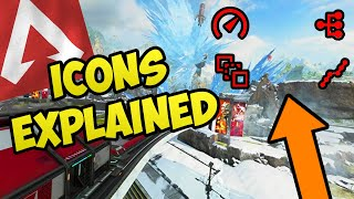 Apex Legends Connection Symbols Explained - How To STOP Lag Completely