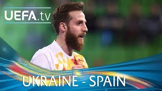 Futsal EURO Highlights: Ukraine v Spain