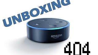 [UNBOXING] Amazon Echo Dot