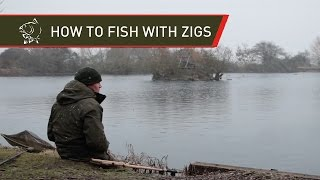 Zig Fishing Advice With Alan Blair   Carp Fishing