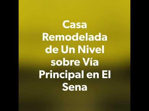 Casas, Venta, El Sena - $315.000.000