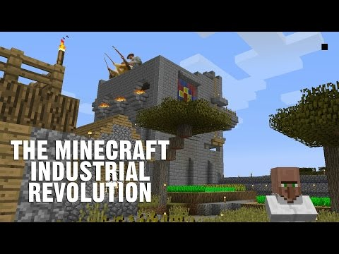 The Minecraft Industrial Revolution
