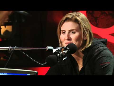 Hayley Wickenheiser on QTV