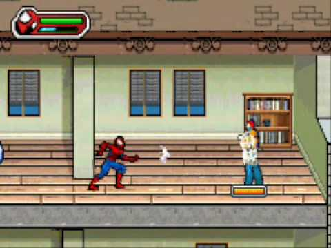 ultimate spider man gba gameshark codes