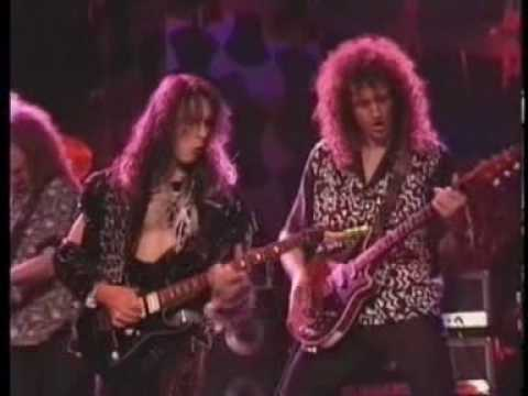 24- Steve Vai, Brian May & Joe Satriani - Liberty - Live At Sevilla 1991