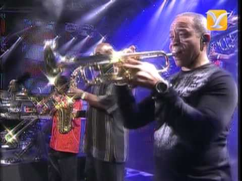 Earth Wind  Fire, In The Stone, Festival de Viña 2008