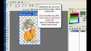 LECCION 2- Optimizando imágenes para la web