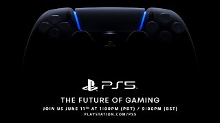[ENGLISH] PS5 - THE FUTURE OF GAMING SHOW