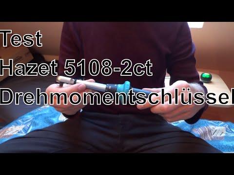 Test Hazet 5108-2ct Drehmomentschlüssel |  Drehmomentschlüssel Fahrrad Test