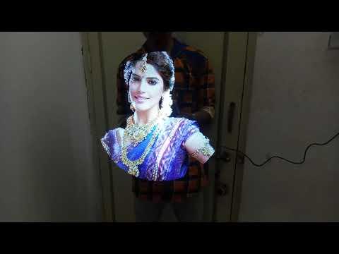 3D Hologram LED Fan Display 43cm 50cm 65cm 85cm  - HD Resolution