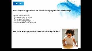 Fundamentals Of Maths Teaching In Early Years Settings