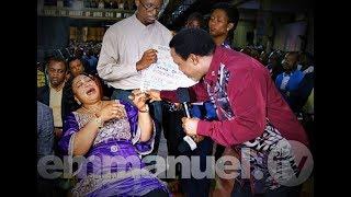 SCOAN 18/03/18: Live Sunday Prophecy Time & Deliverance with TB Joshua