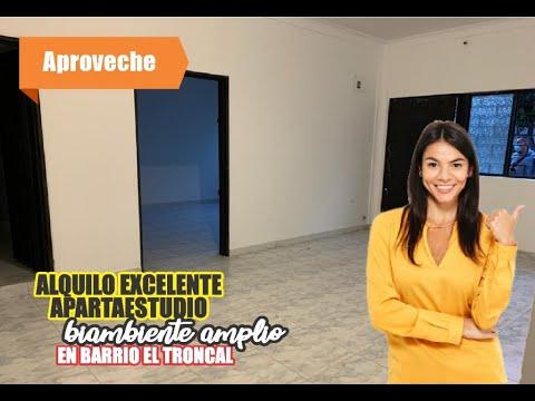 Apartaestudios, Alquiler, El Troncal - $530.000