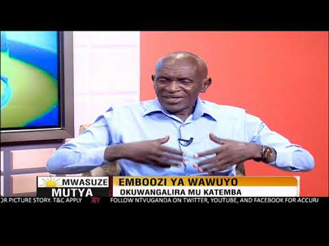 Mwasuzemutya| Emboozi ya Micheal Wawuyo