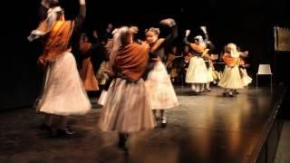 preview picture of video 'Coros y danzas Amigos de Navalcarnero en Torrejón de Ardoz'