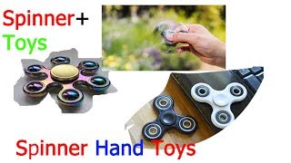 Spinner Toys |Hand spinner fidget toy|Hand Spinners - Fidget Toys - Video Youtube