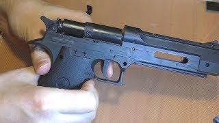 ТЫЖ РЕМОНТЕР: Не работает спусковой крючок пневматического пистолета (3D печать)