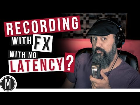 Download How To Record With Effects And Without Latency