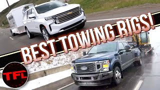 These the Best (and Worst) Towing Trucks We Tested This Year on the Ike Gauntlet! by The Fast Lane Truck