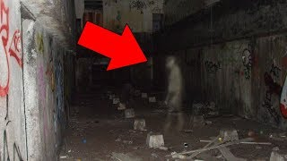 Ghost Caught On Camera? 5 Most Haunted Places