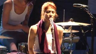 Fiona Apple - Sleep To Dream LIVE HD (2012) FM 94/9 Independence Jam