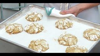 Oatmeal Cookies: Christina Tosi's Inspired Recipe | Potluck Video