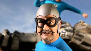 "The Aquabats! Super Show! (7/7) ""Throw Me Right At His Face!"" (2012)"