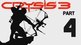 ► Crysis 3 | #4 | Přehradní špláchanec | CZ Lets Play / Gameplay [HD] [PC]
