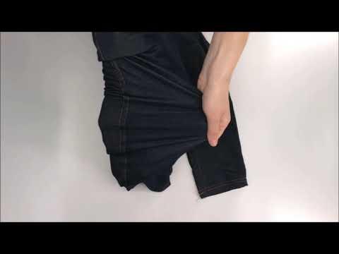 Legíny Blanka short - Bas Bleu