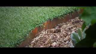 Iron Garden Edging DIY