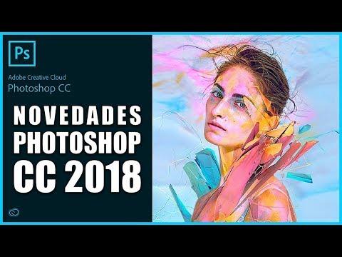 1 2 La paleta Pinceles en Photoshop 2018