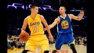 """[NBA]""""僕もバスケ頑張ろ!""""とやる気をくれる選手、ジェレミー・リン"""