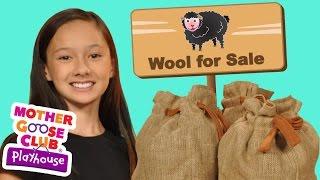 Baa Baa Black Sheep | Mother Goose Club Playhouse Kids Video