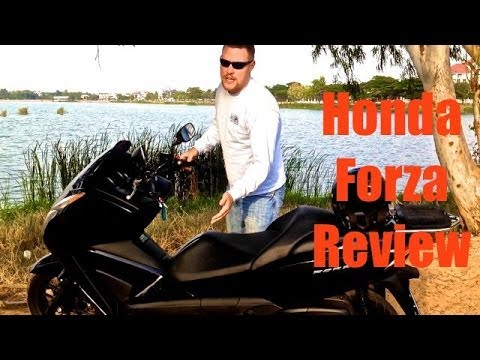 Honda Forza Review- Video Tour, Review, Price, & Overview
