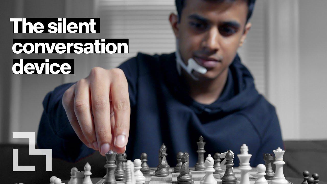 AlterEgo — устройство, которое может слышать ваши мысли