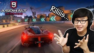 Yang ditunggu! - Asphalt 9: Legends (Android)