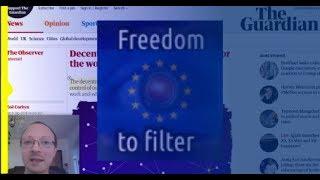 dApp + contest EOSfilestore e riflessione su direttiva europea sul copyright