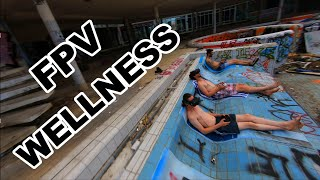Freestyle Bando FPV | ???????????? Old Abandoned Water Park ???????????? | TBS Source One | DJI HD