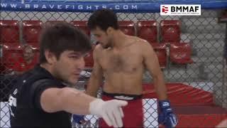 تحميل اغاني بطولة البحرين الاولى ( مسابقة MMA ) - النزال بين بسام الجمعة وعامر فياض MP3
