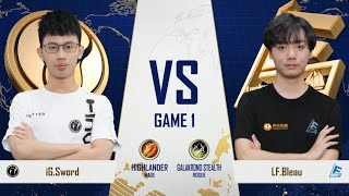 Invictus Gaming vs Lucky Future - Semifinals - Gold Club World Cup