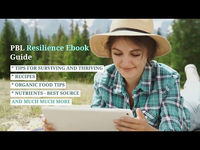 The Plant Based Life Resilience Toolkit To Support Your Health in Challenging Times