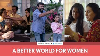 FilterCopy | A Better World For Women (Women's Day Special) | Ft. Nayana And Nishaad
