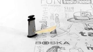 Boska Kaasrasp Trio Formaggio