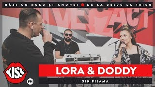 Lora & Doddy   Sin Pijama (Cover #neasteptat)