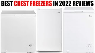 10 Best Chest Freezers 2020 Reviews: Buy On Amazon