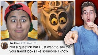 My Fans Are Savage (Roasted My Best Friend) - Video Youtube