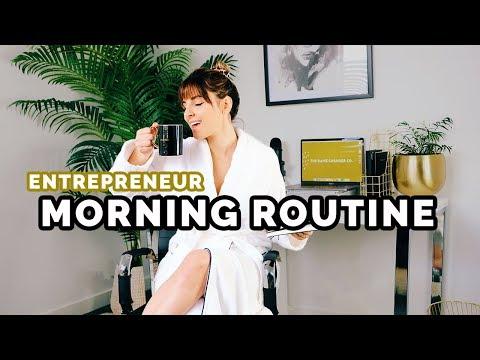 mp4 Entrepreneur Daily Routine, download Entrepreneur Daily Routine video klip Entrepreneur Daily Routine