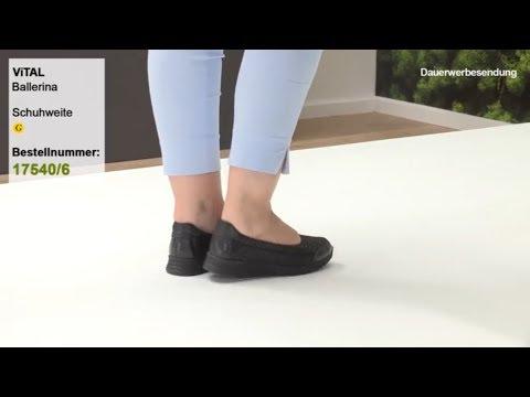 TV-Catwalk von Vamos – Bequemschuhe in viele Schuhweiten | Vamos Schuhe