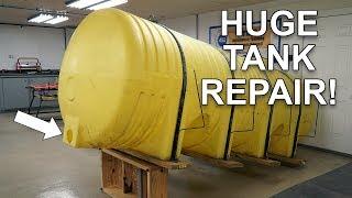 Agricultural Tank Repair